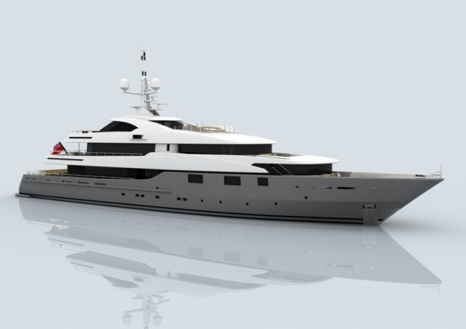 Motor Yacht Project 803