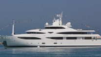 60m Super Yacht Mimtee by CRN at launch