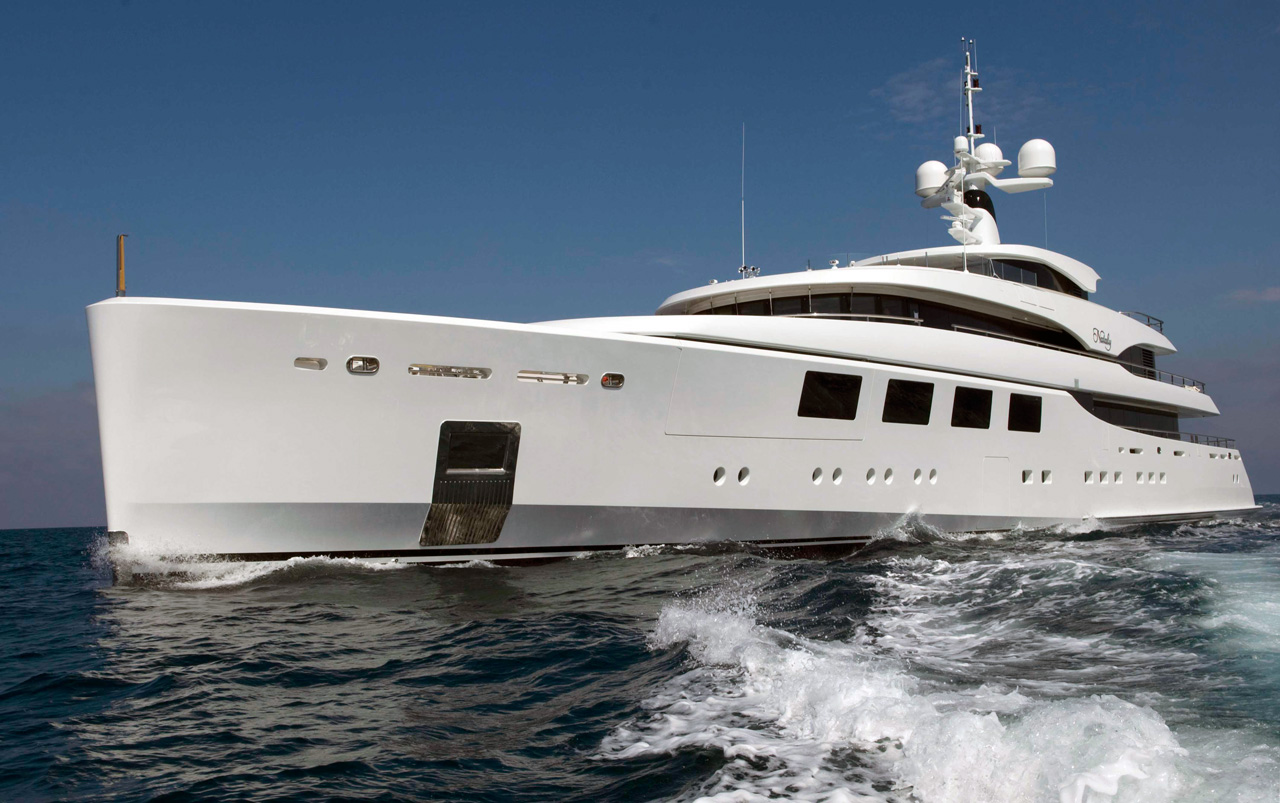 Motor Yacht NATALY (ex AMNESIA IV) - Benetti Yachts