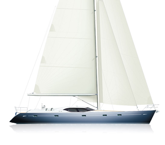 Sailing yacht SOLWAY MIST
