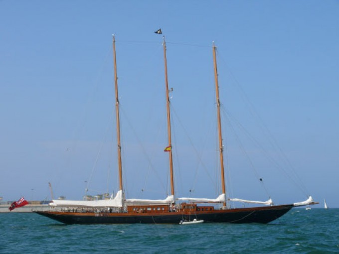Sailing Yacht CREOLE (ex Vira, Creole, Magic Circle, Creole, Mistral)