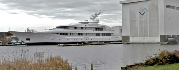 Motor Yacht Drizzle (ex hull 683)
