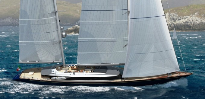 Sailing Yacht SYBARIS (Hull C.2227)