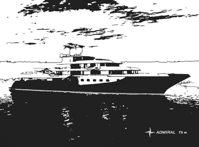 Motor Yacht Project 575