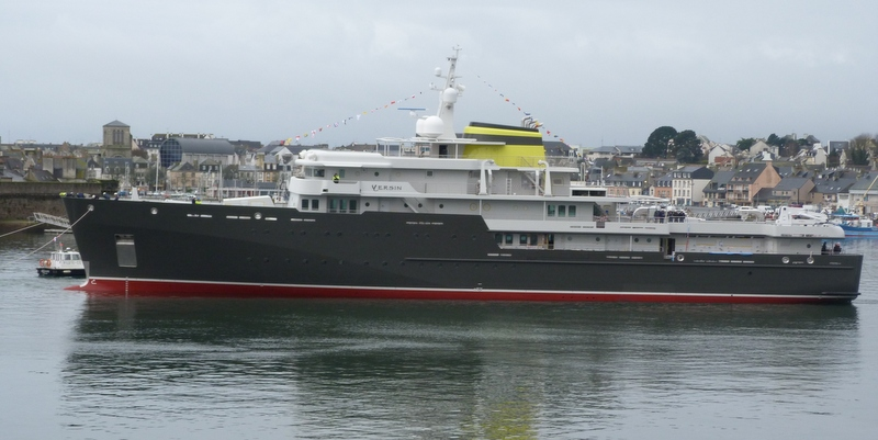 New Superyacht Builds