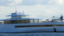 78m Feadship superyacht VENUS - Photo by Kees Torn