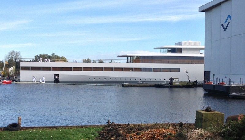 Yacht Venus A Feadship Superyacht Charterworld Luxury