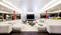 8 Saluzi Yacht -Upper Deck Salon
