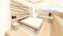 80 Sunreef Power - Cabin Interior