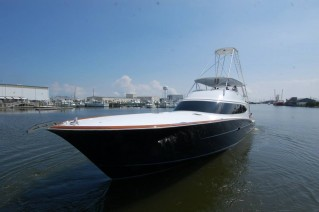 84ft luxury yacht Orion by Bayliss Boatworks