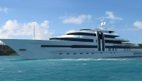 85 Metre Marco Yachts Superyacht under construction