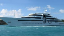 85 metre superyacht by Marco Yachts Under Construction