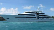 85m luxury expedition yacht Marco 230 by Marco Yachts