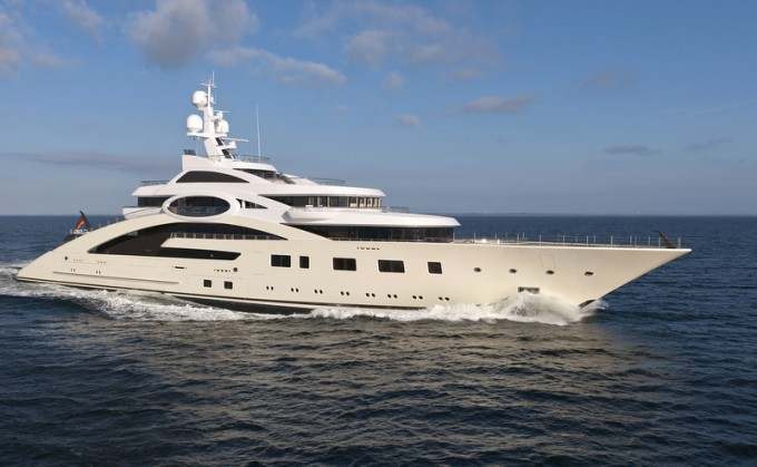 The Superyacht ACE Yacht (project Rocky)