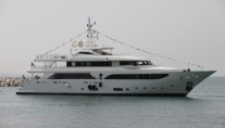 8th CRN Navetta 43 Yacht LADY GENYR - a sistership to Hull 4309 Yacht