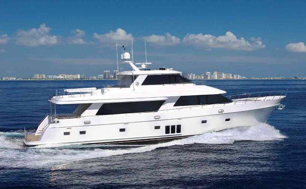 90' Ocean Alexander Yacht
