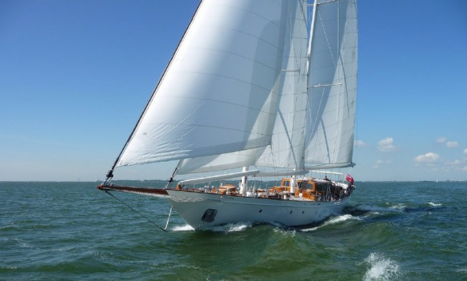 Sailing Yacht Neorion (ex Green Seagull)