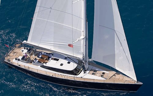Sailing Yacht Two