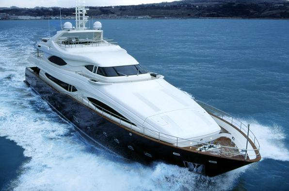 Motor Yacht 5G