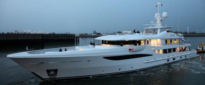 Motor Yacht 4You (Project AAA)