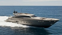 AB Yachts 116 motor yacht - same model as Blue Force One Yacht
