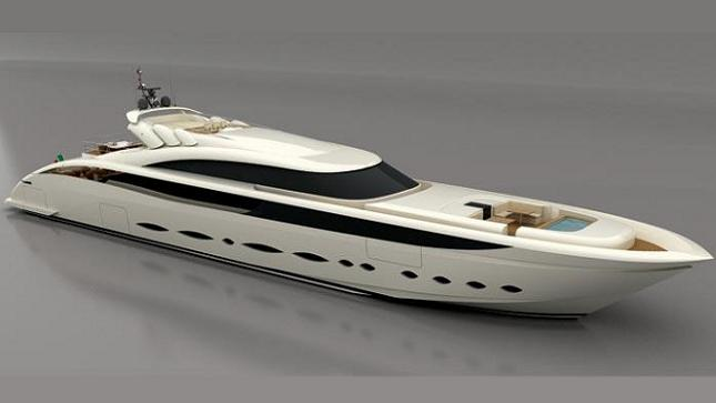 Motor Yacht AB 166