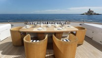 ADRIATIC BLUES - Alfresco dining