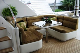 ADRISNA III - Deck Seating