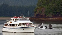 Westport Charter Yachts in British Columbia