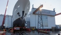 AMELS 55m Motor Yacht launched 665x465