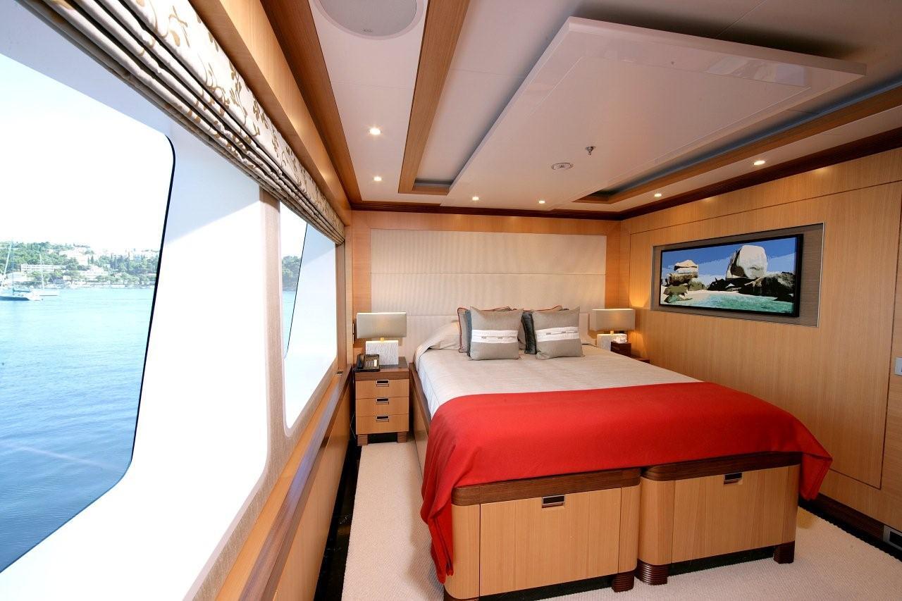 Guest image gallery my suri guest suite 2 big fish for Arredamento yacht