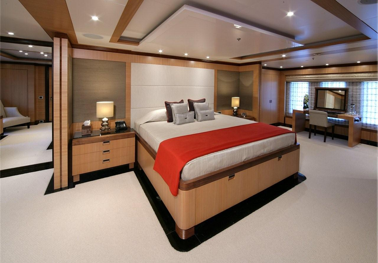Luxury Master Suites master suite image gallery - luxury yacht gallery browser