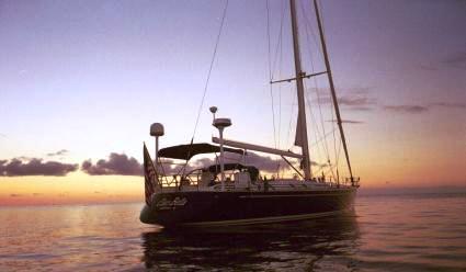 Sailing Yacht Ciao Bella