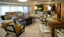 ANASTASIA SUPERYACHT - UPPER SALOON