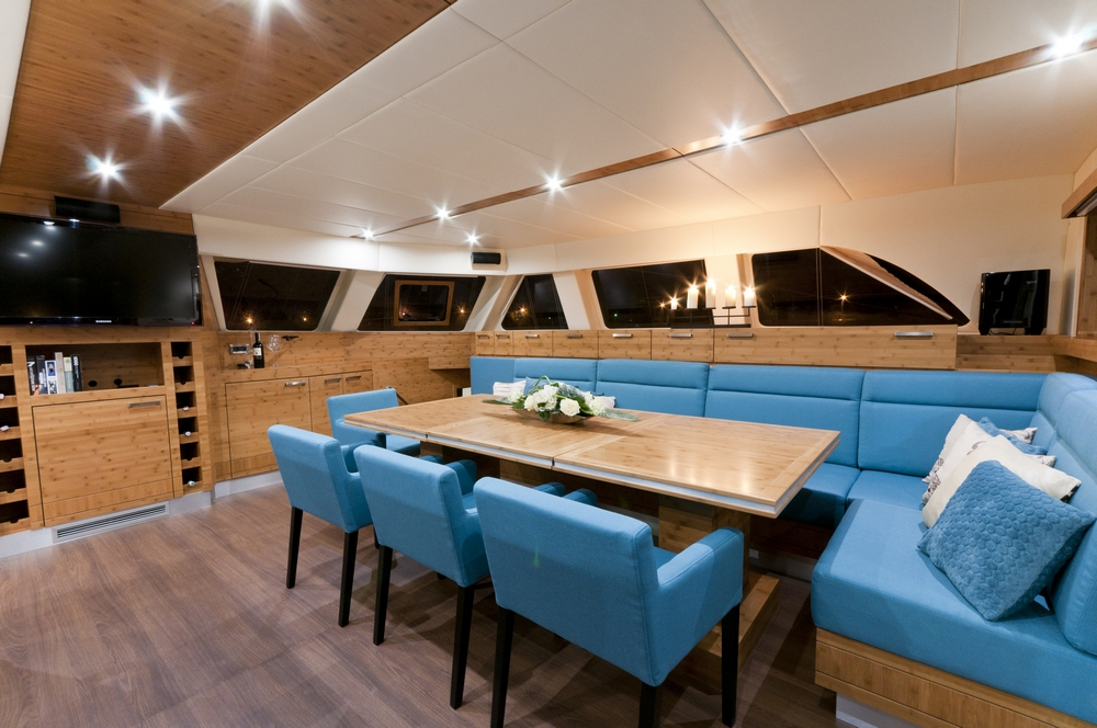 Sunreef 70 Catamaran