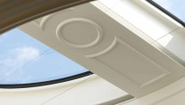 ANNA owner stateroom detail ceiling - Photo FEADSHIP