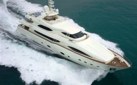 Luxury Yacht 'Anne Marie'