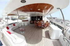 ANYPA - Upper aft deck