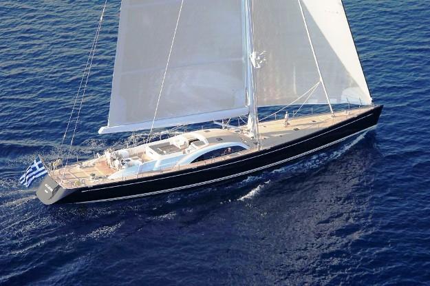 Charter Aristarchos Yacht Charter Details Nautor Swan 131 Charterworld Luxury Superyachts