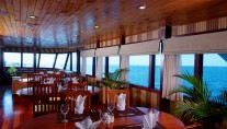 ARK ROYAL Dining Room