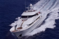 Luxury yacht ARMS REACH