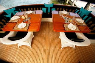 ASPEN ALTERNATIVE -  Aft Deck