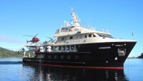 Expedition motor yacht ATMOSPHERE
