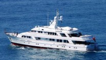 Feadship Charter Yachts in Turkey