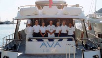 AVA - Aft Deck And Crew