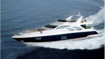 AZIMUT 98 - Underway2