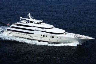 Abeking and Rasmussen Superyacht EMINENCE