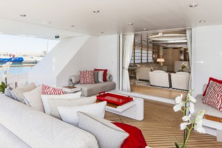 Abeking and Rasmussen superyacht Amore Mio 2