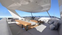 Aboard BLUE BELLY Yacht