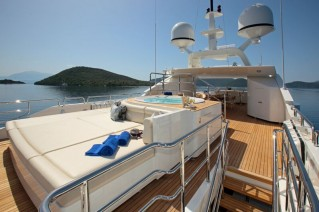 Aboard VICA Yacht - Photo by Thierry Ameller